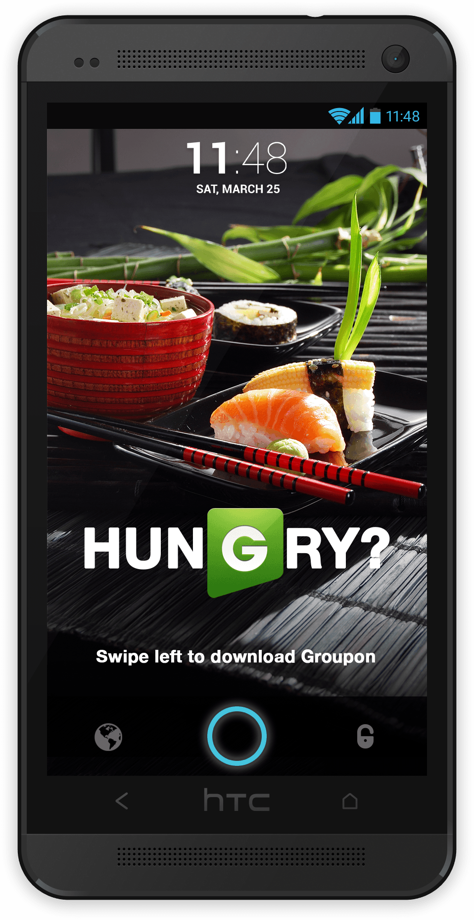 Groupon Ad Creative