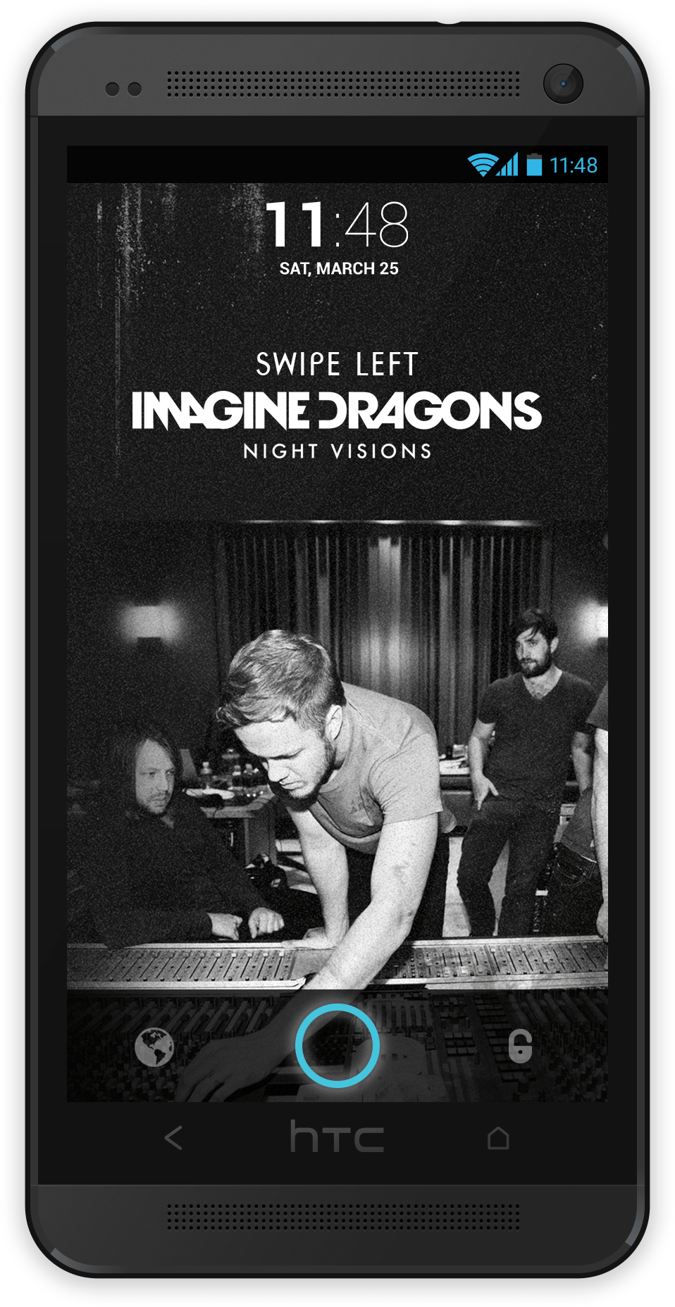 Imagine Dragons Ad Creative