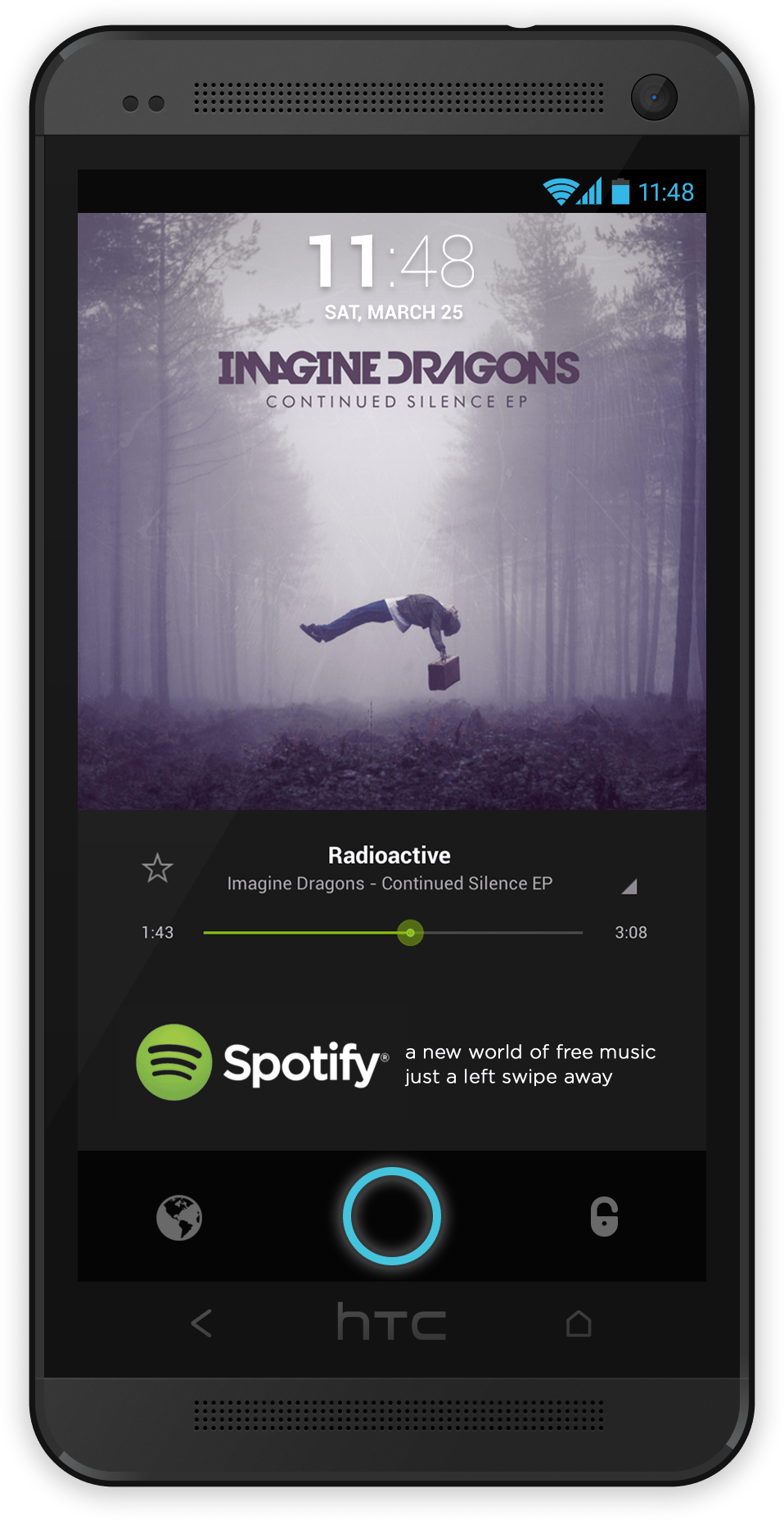 Spotify Ad Creative