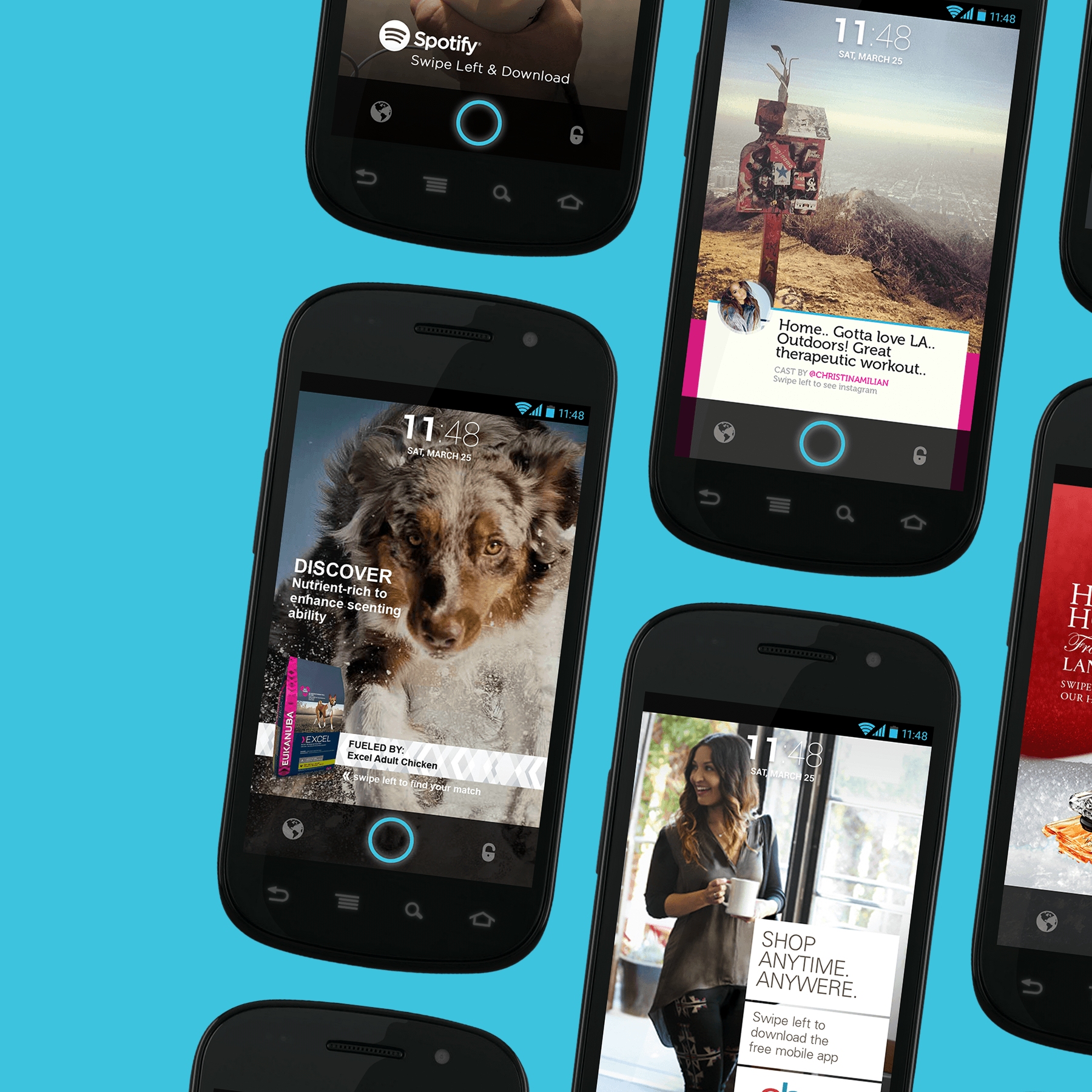 Locket — Android Product Design